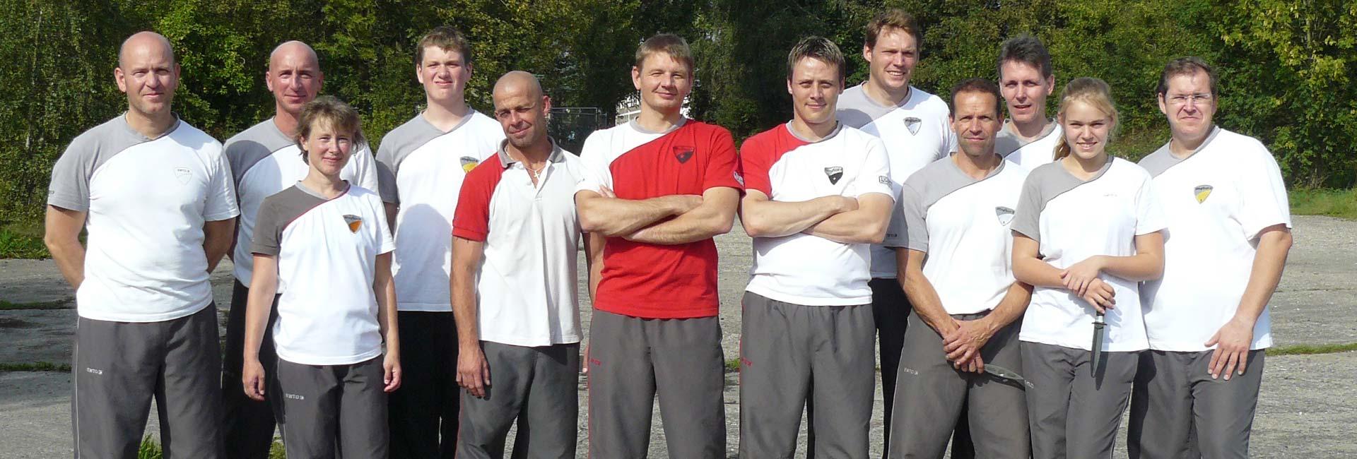 WingTsun Kleingruppe in Bad Oldesloe