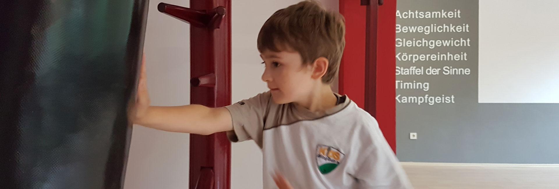 Selbstverteidigungskurs für Kinder in Hamburg